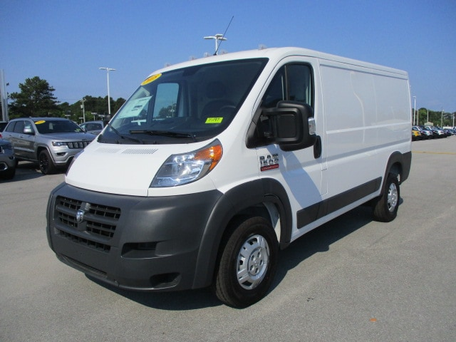 2018 ProMaster 1500 Standard Roof FWD,  Empty Cargo Van #15197 - photo 3