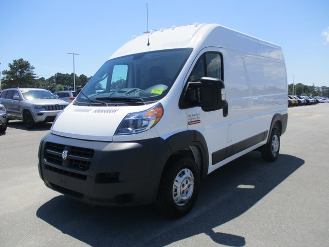 2018 ProMaster 1500 High Roof,  Empty Cargo Van #15198 - photo 3