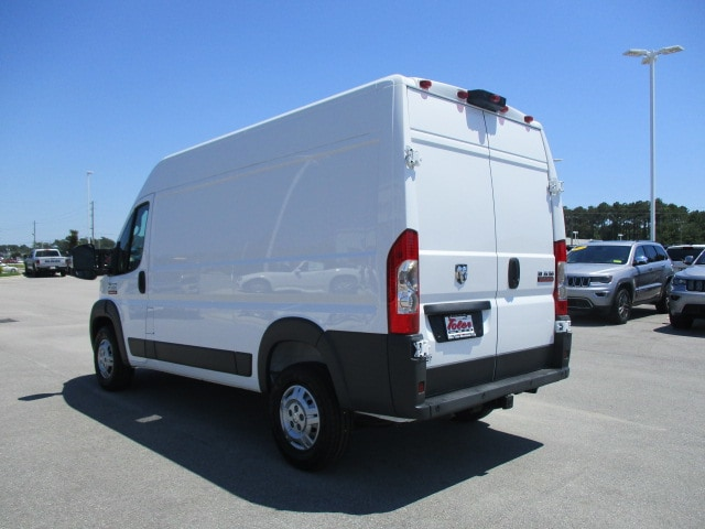 2018 ProMaster 1500 High Roof,  Empty Cargo Van #15198 - photo 4