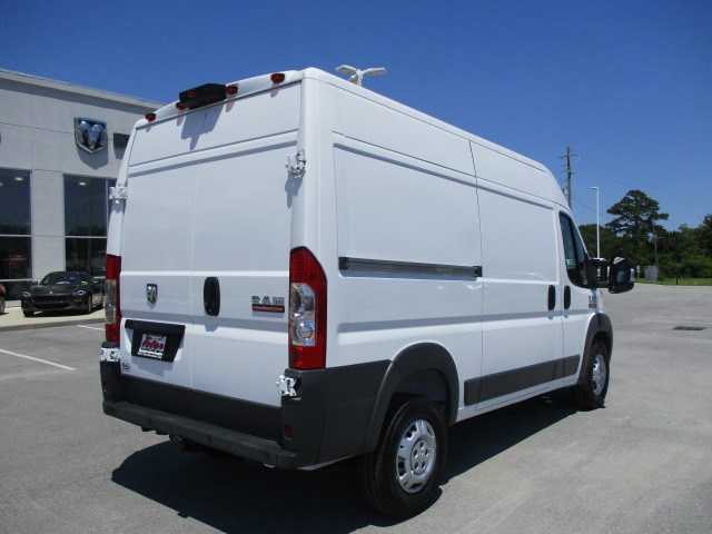 2018 ProMaster 1500 High Roof,  Empty Cargo Van #15198 - photo 5