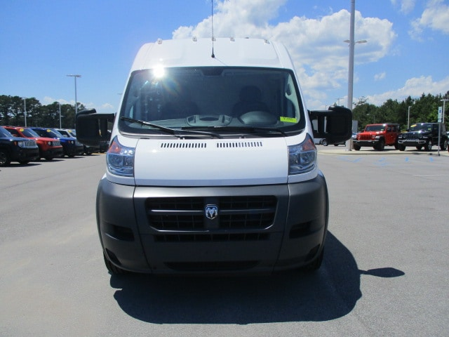 2018 ProMaster 1500 High Roof,  Empty Cargo Van #15198 - photo 7