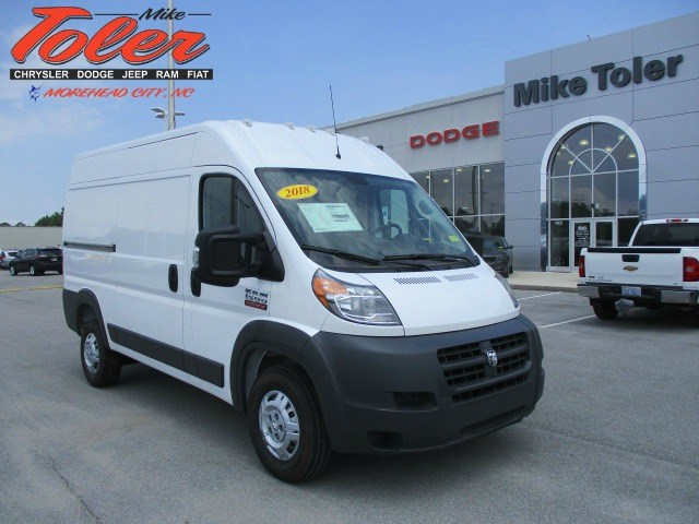 2018 ProMaster 1500 High Roof FWD,  Empty Cargo Van #15215 - photo 1