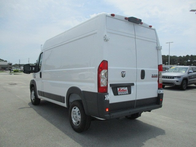 2018 ProMaster 1500 High Roof FWD,  Empty Cargo Van #15215 - photo 4