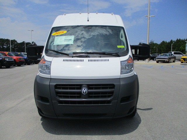 2018 ProMaster 1500 High Roof FWD,  Empty Cargo Van #15215 - photo 7