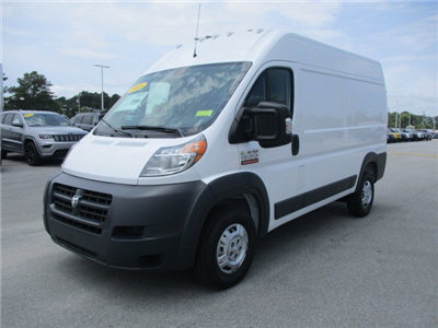 2018 ProMaster 1500 High Roof FWD,  Empty Cargo Van #15215 - photo 3