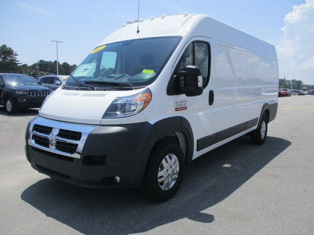 2018 ProMaster 3500 High Roof FWD,  Empty Cargo Van #15241 - photo 3