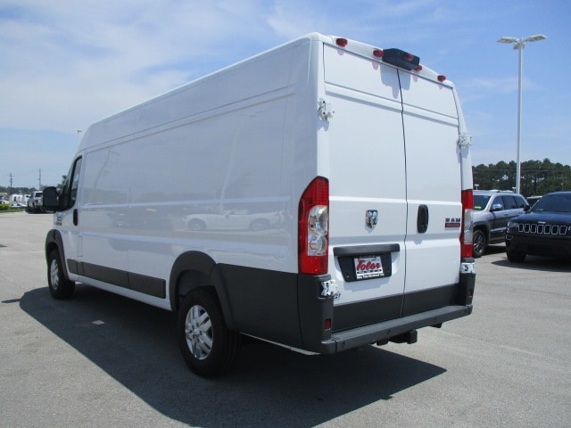 2018 ProMaster 3500 High Roof FWD,  Empty Cargo Van #15241 - photo 4
