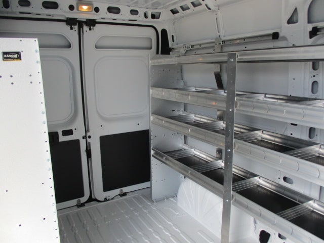2018 ProMaster 1500 High Roof FWD,  Ranger Design Upfitted Cargo Van #15261 - photo 18