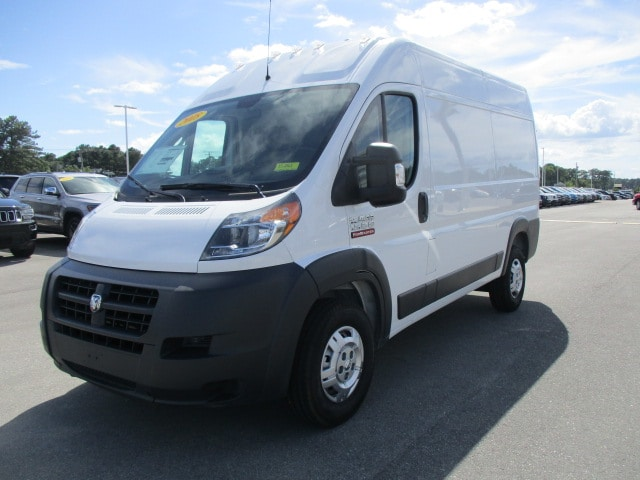 2018 ProMaster 1500 High Roof FWD,  Ranger Design Upfitted Cargo Van #15261 - photo 3