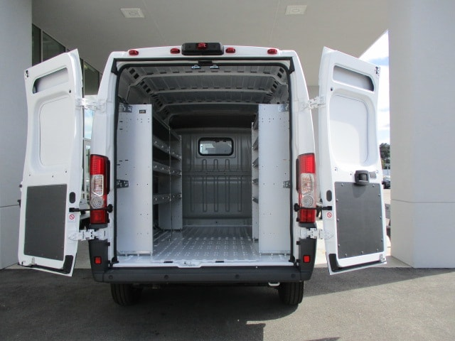 2018 ProMaster 1500 High Roof FWD,  Ranger Design Upfitted Cargo Van #15261 - photo 2