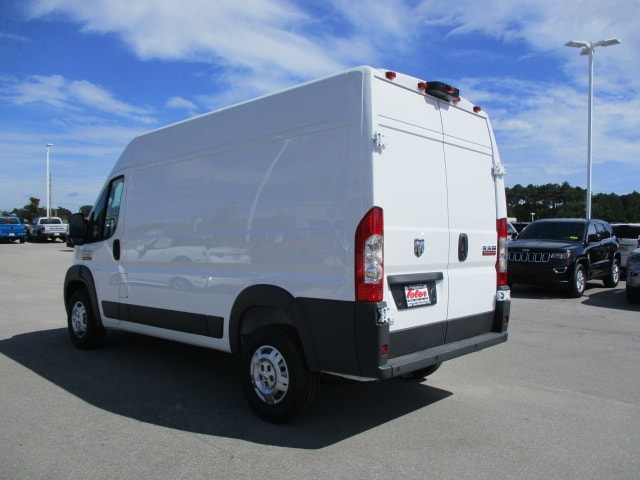 2018 ProMaster 1500 High Roof FWD,  Ranger Design Upfitted Cargo Van #15261 - photo 4
