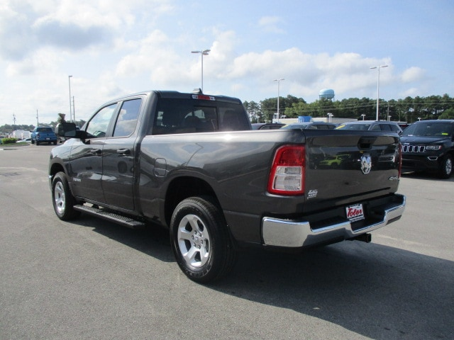 2019 Ram 1500 Quad Cab 4x4,  Pickup #15266 - photo 4