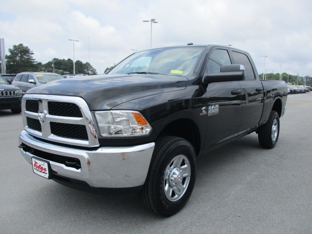 2018 Ram 2500 Crew Cab 4x4,  Pickup #15271 - photo 3