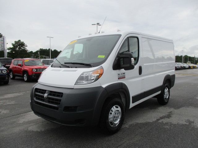 2018 ProMaster 1500 Standard Roof FWD,  Empty Cargo Van #15290 - photo 3