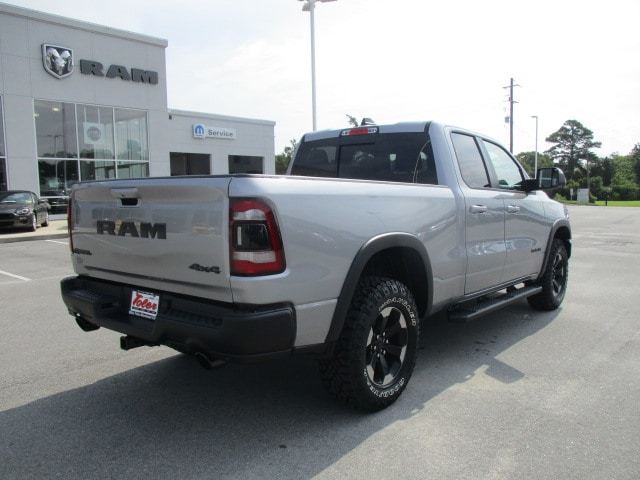 2019 Ram 1500 Quad Cab 4x4,  Pickup #15312 - photo 2