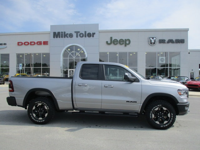 2019 Ram 1500 Quad Cab 4x4,  Pickup #15312 - photo 5
