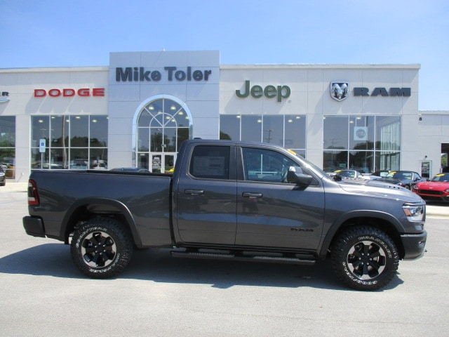 2019 Ram 1500 Quad Cab 4x4,  Pickup #15314 - photo 5