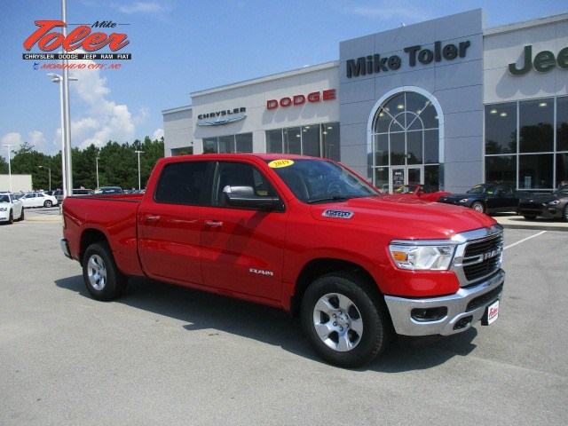 2019 Ram 1500 Crew Cab 4x4,  Pickup #15323 - photo 1