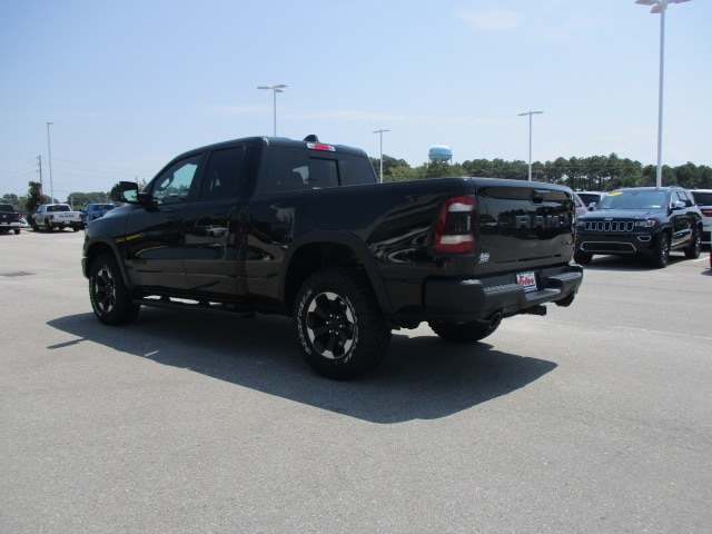 2019 Ram 1500 Quad Cab 4x4,  Pickup #15327 - photo 3