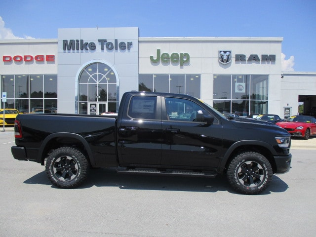 2019 Ram 1500 Quad Cab 4x4,  Pickup #15327 - photo 5