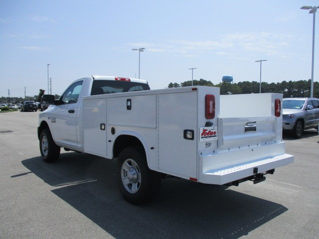 2018 Ram 3500 Regular Cab 4x2,  Knapheide Service Body #15344 - photo 4