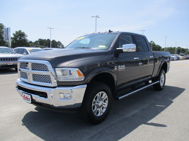 2018 Ram 2500 Crew Cab 4x4,  Pickup #15348 - photo 3