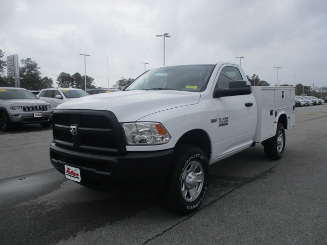 2018 Ram 2500 Regular Cab 4x4,  Knapheide Service Body #15441 - photo 3