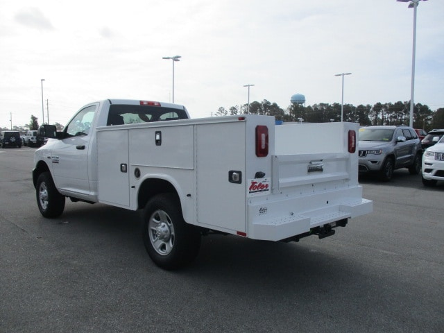 2018 Ram 3500 Regular Cab 4x2,  Knapheide Service Body #15442 - photo 4
