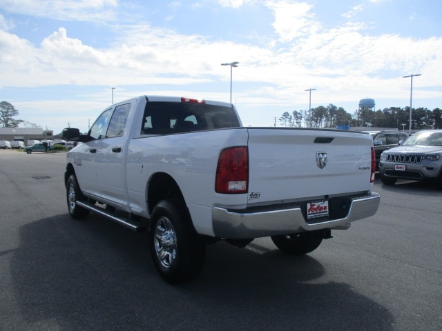 2018 Ram 2500 Crew Cab 4x4,  Pickup #15460 - photo 4