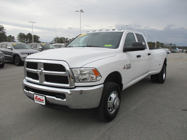 2018 Ram 3500 Crew Cab DRW 4x4,  Pickup #15518 - photo 3