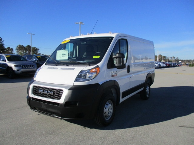2019 ProMaster 1500 Standard Roof FWD,  Empty Cargo Van #15565 - photo 3