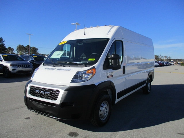 2019 ProMaster 2500 High Roof FWD,  Empty Cargo Van #15566 - photo 3