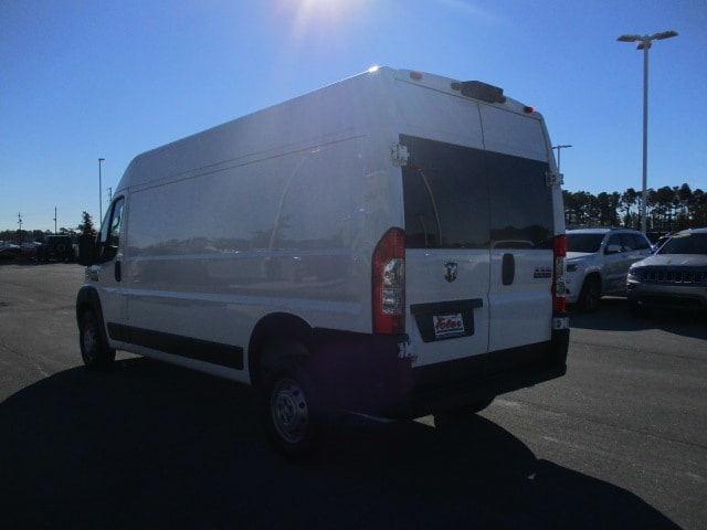 2019 ProMaster 2500 High Roof FWD,  Empty Cargo Van #15566 - photo 4