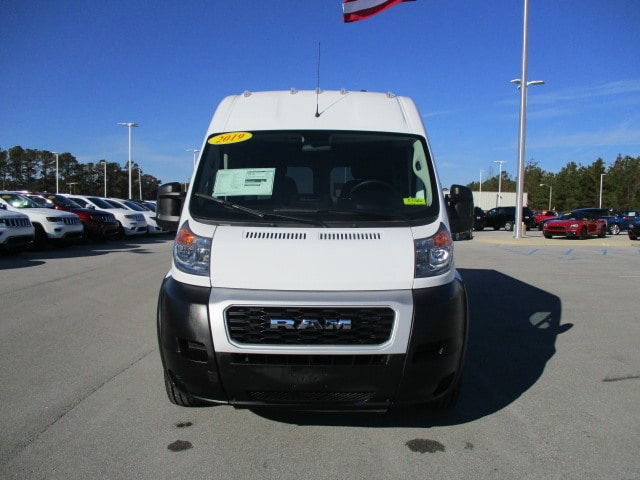 2019 ProMaster 2500 High Roof FWD,  Empty Cargo Van #15566 - photo 7