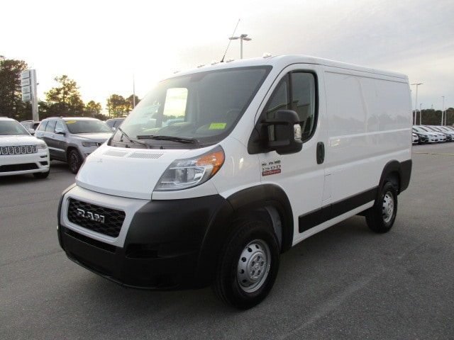 2019 ProMaster 1500 Standard Roof FWD,  Empty Cargo Van #15575 - photo 3