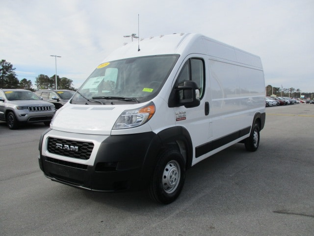 2019 ProMaster 2500 High Roof FWD,  Empty Cargo Van #15576 - photo 3