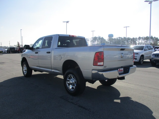 2018 Ram 2500 Crew Cab 4x4,  Pickup #15583 - photo 4