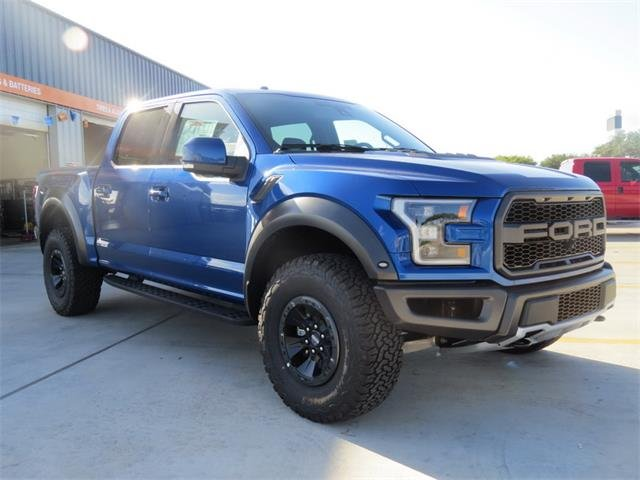 2018 F-150 SuperCrew Cab 4x4, Pickup #F52416 - photo 3