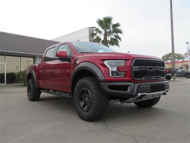 2018 F-150 SuperCrew Cab 4x4, Pickup #F53057 - photo 3