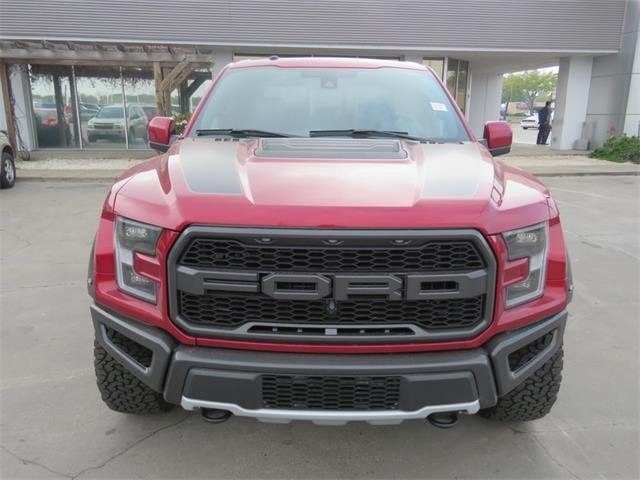 2018 F-150 SuperCrew Cab 4x4, Pickup #F53057 - photo 4