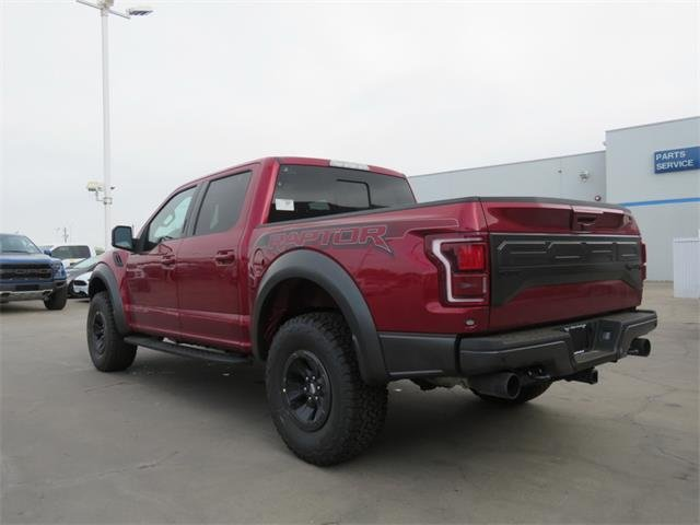 2018 F-150 SuperCrew Cab 4x4, Pickup #F53057 - photo 2