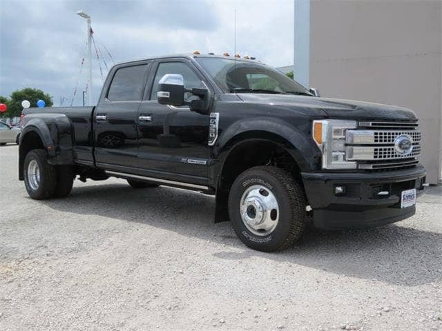 2018 F-350 Crew Cab DRW 4x4, Pickup #F53081 - photo 3