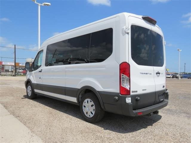 2018 Transit 350 Med Roof, Passenger Wagon #F53166 - photo 2