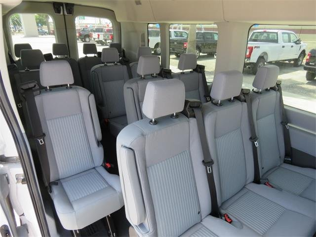 2018 Transit 350 Med Roof, Passenger Wagon #F53166 - photo 6