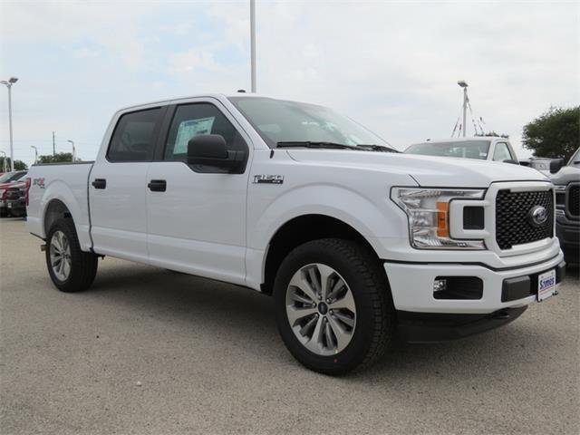 2018 F-150 SuperCrew Cab 4x4,  Pickup #F53370 - photo 3