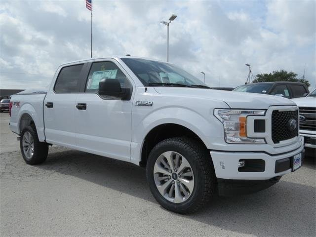 2018 F-150 SuperCrew Cab 4x4,  Pickup #F53457 - photo 3