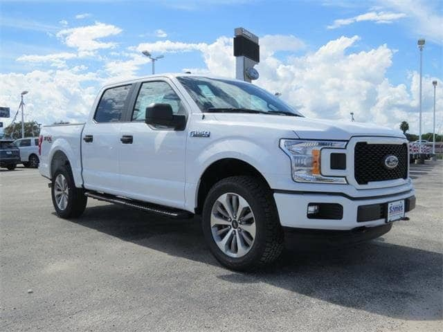 2018 F-150 SuperCrew Cab 4x4,  Pickup #F53814 - photo 2