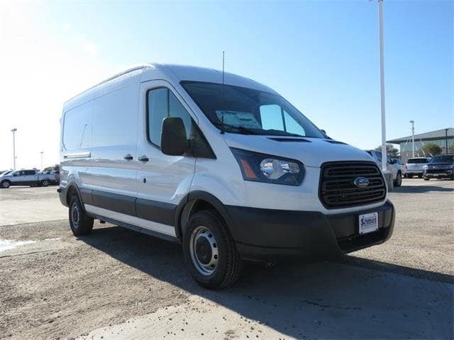 2018 Transit 250 Med Roof 4x2,  Empty Cargo Van #F53859 - photo 3