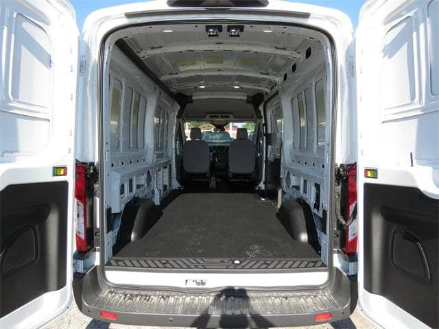 2018 Transit 250 Med Roof 4x2,  Empty Cargo Van #F53859 - photo 2