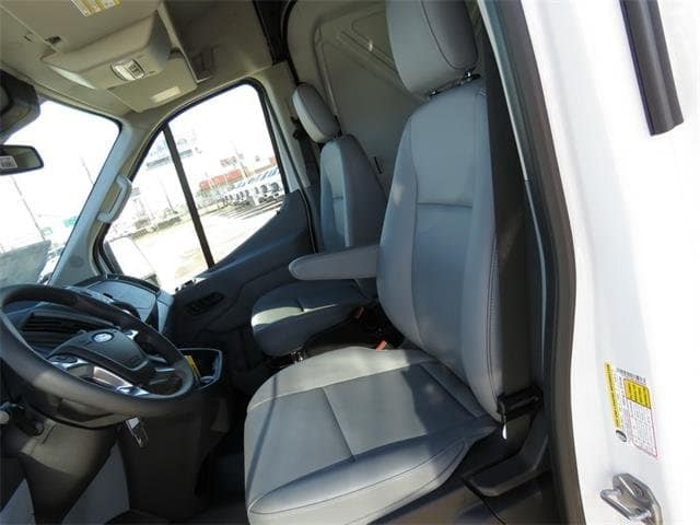 2018 Transit 250 Med Roof 4x2,  Empty Cargo Van #F53859 - photo 9